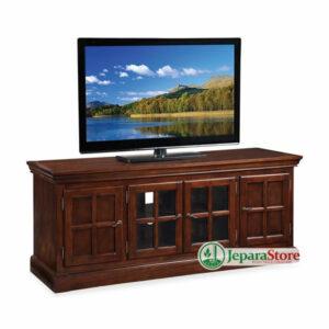 Bufet TV Klasik 4 Pintu