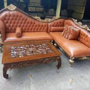 Sofa Sudut Minimalis Ketapang