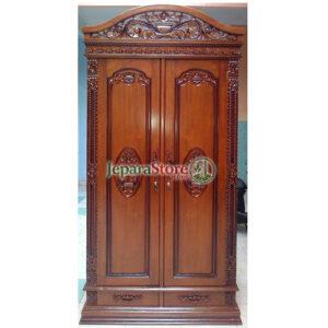 Almari Pakaian Rahwana 2 Pintu
