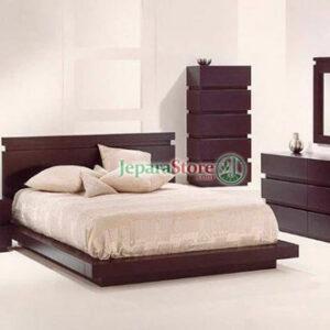 Set Kamar Tidur Minimalis Cazorla