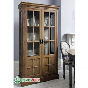 Display Cabinet Kaca